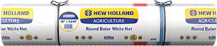 New Holland White Net Netwrap